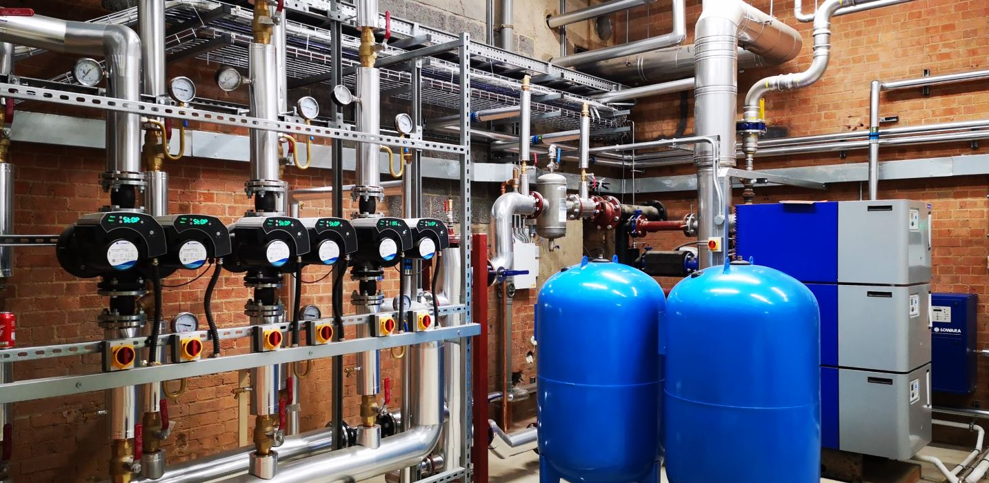 Commercial & Industrial Water Treatment and Engineering